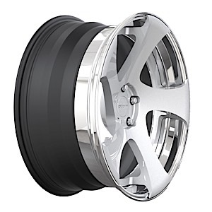 Concave - Step Lip - Elevated Spoke