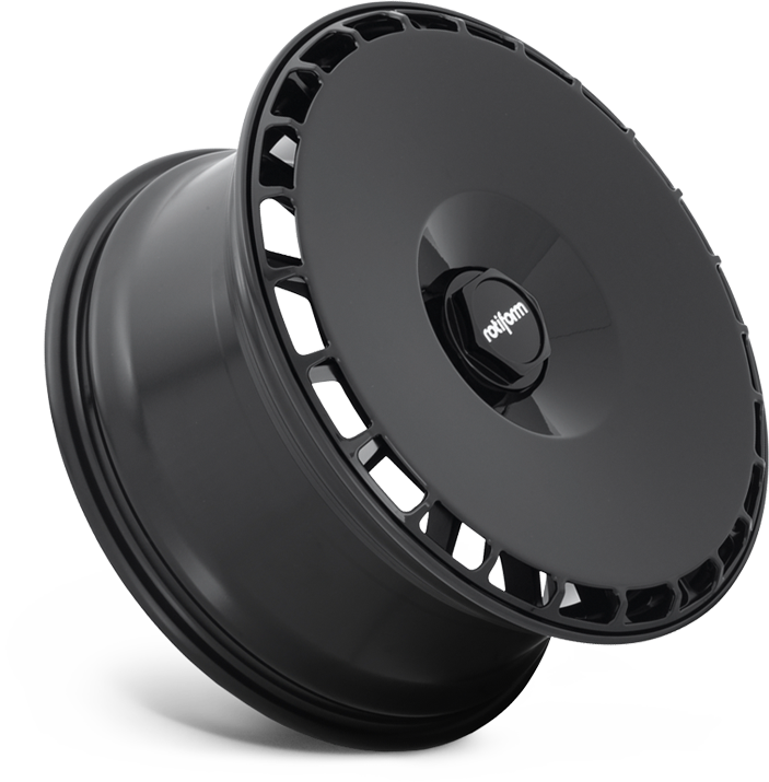 Rotiform - AeroDisc Black