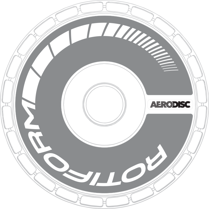 Aerodisc Rotiform Wheels